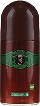 Profumi e cosmetici Cuba Green Deodorant - Deodorante roll-on