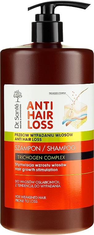 Shampoo anticaduta stimolante crescita dei capelli - Dr. Sante Anti Hair Loss Shampoo