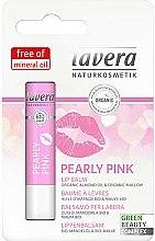 Profumi e cosmetici Balsamo labbra - Lavera Pearly Pink Lip Balm