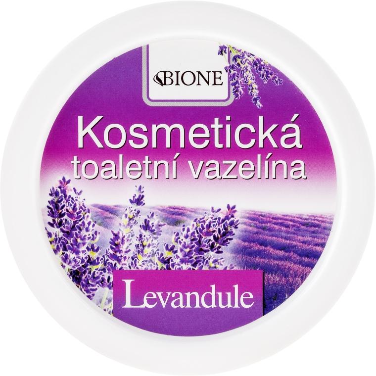 Vaselina cosmetica con lavanda - Bione Cosmetics Lavender Cosmetic Vaseline