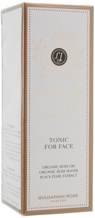 Tonico viso - Bulgarian Rose Lady's Joy Luxury Tonic For Face