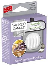 Profumi e cosmetici Profumo auto (ricarica) - Yankee Candle Lemon Lavender
