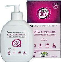 Profumi e cosmetici Detergente per l'igiene intima con acido lattico ed estratti di erbe - Gentle Day