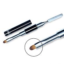 Profumi e cosmetici Pennello per gel con spatola, n. 12 - Elisium