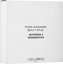 Profumi e cosmetici Set - Chlorys Rose de Diamant Beauty Ritual (f/emulsion/12ml + f/serum/10ml)