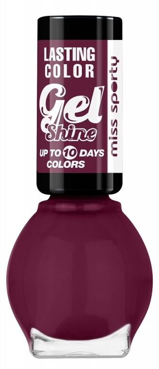 Smalto unghie - Miss Sporty Lasting Colour Gel Shine Nail Polish
