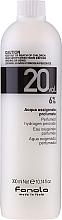 Profumi e cosmetici Emulsione ossidante - Fanola Acqua Ossigenata Perfumed Hydrogen Peroxide Hair Oxidant 20vol 6%