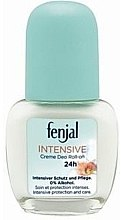 Profumi e cosmetici Deodorante - Fenjal Intensive Creme Deo Roll-On 24H