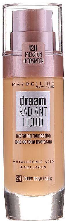 Base trucco - Maybelline New York Dream Radiant Liquid Hydrating Foundation