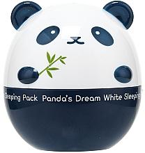 Profumi e cosmetici Maschera viso sbiancante, da notte - Tony Moly Panda's Dream White Sleeping Pack
