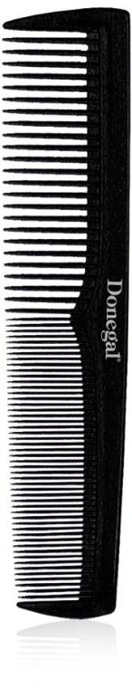 Pettine per capelli 18.1 cm, nero - Donegal Hair Comb — foto N1