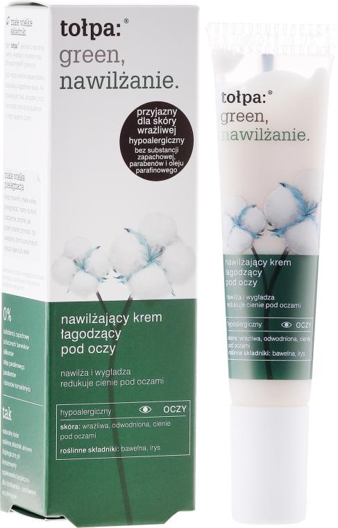 Crema occhi, idratante lenitiva - Tolpa Green Hydration Moisturizing Soothing Eye Cream