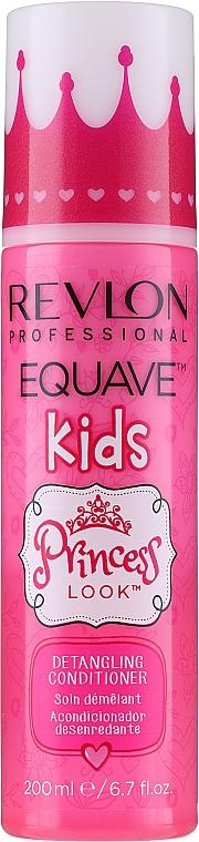 Balsamo capelli bifasico per bambini - Revlon Professional Equave Kids Princess Look