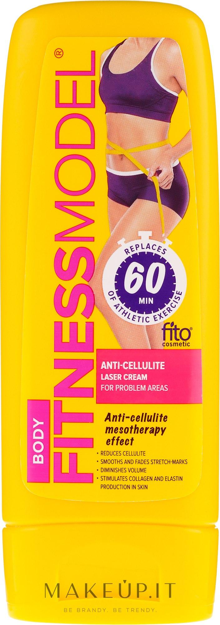 """Crema corpo """"Anticellulite"""" - Fito Cosmetic Fitness Model — foto 200 ml"""