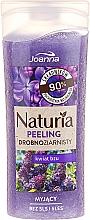 "Profumi e cosmetici Gel-peeling ""Fiori di lilla"" - Joanna Naturia Peeling"