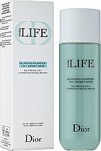 Lozione-Sorbetto idratante 2 in 1 - Dior Hydra Life Balancing Hydration 2-in-1 Sorbet Water — foto N1