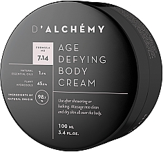 Profumi e cosmetici Crema corpo - D'Alchemy Age Defying Body Cream
