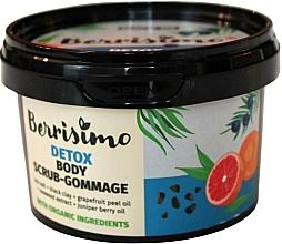 Profumi e cosmetici Scrub-gommage corpo - Berrisimo Detox Body Scrub-Gommage