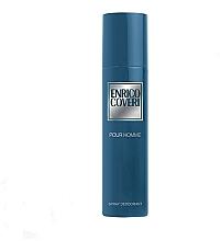 Profumi e cosmetici Enrico Coveri Pour Homme Deodorant - Deodorante
