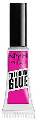 Gel per sopracciglia - NYX Professional The Brow Glue Instant Brow Styler