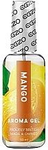"Profumi e cosmetici Lubrificante a base d'acqua ""Mango"" - Egzo Aroma Gel Mango"
