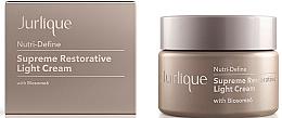 Profumi e cosmetici Crema viso anti-età rivitalizzante - Jurlique Nutri-Define Supreme Restorative Light Cream