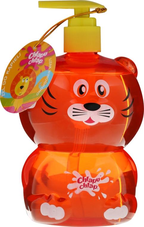 """Gel doccia per bambini """"Lion"""" - Chlapu Chlap Bath & Shower Gel"""