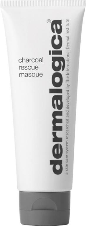 Maschera detox al carbone - Dermalogica Charcoal Rescue Masque