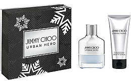 Profumi e cosmetici Jimmy Choo Urban Hero - Set (edp/50ml + sh/gel/100ml)