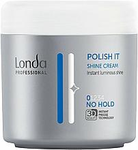 Profumi e cosmetici Crema illuminante per capelli - Londa Professional Polish It Shine Cream