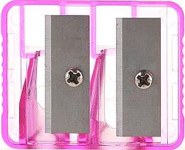 Profumi e cosmetici Temperamatite doppio, 2199, rosa chiaro - Top Choice
