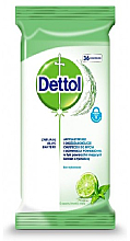 Profumi e cosmetici Salviettine antibatteriche disinfettanti - Dettol Antibacterial Cleansing Surface Wipes