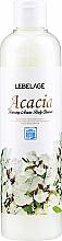 Profumi e cosmetici Gel doccia - Lebelage Relaxing Acacia Body Cleanser