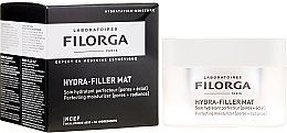 Profumi e cosmetici Crema viso idratante - Filorga Hydra-Filler Mat