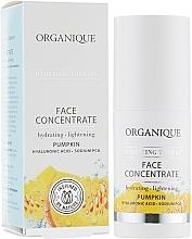 Profumi e cosmetici Concentrato viso idratante - Organique Hydrating Therapy Face Concentrate
