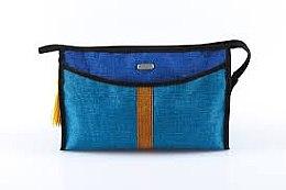 Profumi e cosmetici Beauty case 94613, blu - Top Choice 4COL