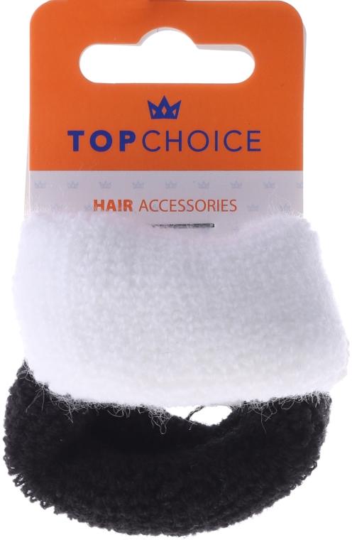 Elastici per capelli, 2 pz, 66870 - Top Choice — foto N2
