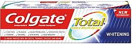 Profumi e cosmetici Dentifricio - Colgate Total Whitening Toothpaste New Technology