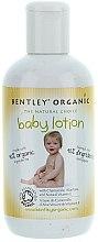 Profumi e cosmetici Lozione per bambini - Bentley Organic Baby Lotion