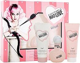 Profumi e cosmetici Katy Perry Katy Perry's Mad Love - Set (Edp/50ml + b/lotion/75ml + sh/gel/75ml)
