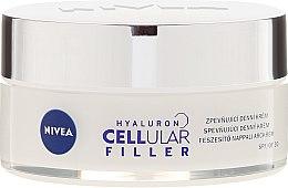 Crema viso da giorno - Nivea Hyaluron Cellular Filler SPF30 — foto N3