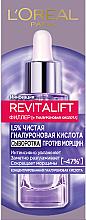 Profumi e cosmetici Siero antirughe all'acido ialuronico - L'Oreal Paris Revitalift Filler (ha)