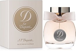 Profumi e cosmetici S.T. Dupont So Dupont Pour Femme - Eau de Parfum
