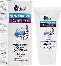 Profumi e cosmetici Crema viso opacizzante da giorno - Ava Laboratorium Acne Control Matt & Shine Day Cream