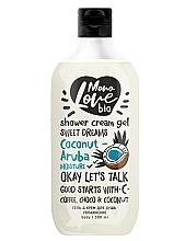 """Profumi e cosmetici Gel doccia """"Idratazione"""" - MonoLove Bio Coconut-Aruba Moisture"""
