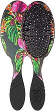 Profumi e cosmetici Spazzola per capelli - Wet Brush Pro Detangler Neon Night Tropics