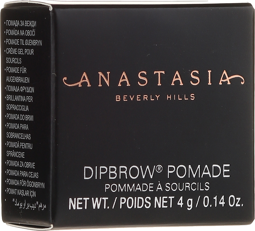 Pomata per sopracciglia - Anastasia Beverly Hills Dipbrow Pomade
