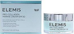 Profumi e cosmetici Crema viso - Elemis Pro-Collagen Marine Cream SPF30
