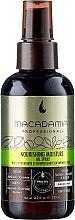 Profumi e cosmetici Olio-spray capelli nutriente - Macadamia Natural Oil Nourishing Moisture Oil Spray