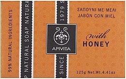 "Profumi e cosmetici Sapone ""Miele"" - Apivita Soap with honey"